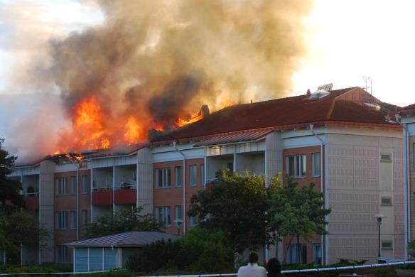 Norrköpings stora brand